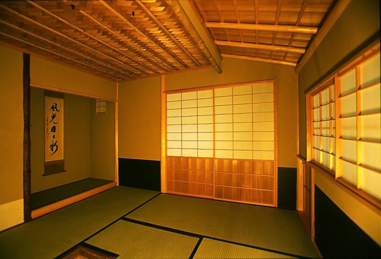 長安寺 茶室