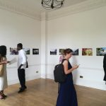 """Kina photograph"" Japan House Gallery in london"