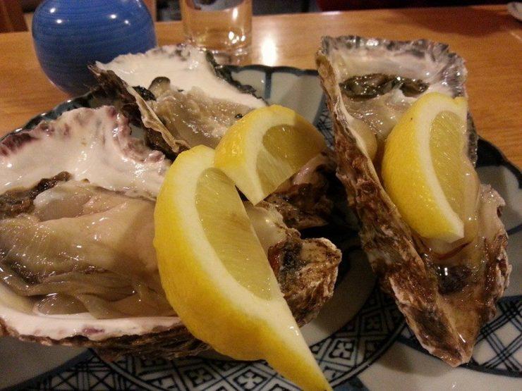 生牡蠣 北海道