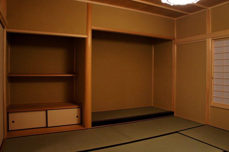 床の間 茶室