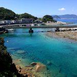 柏島の綺麗な海 高知県足摺岬