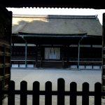泉涌寺 唐門から霊明殿を望む 京都市東山区