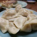 京都市左京区・餃子王の水餃子が美味しい