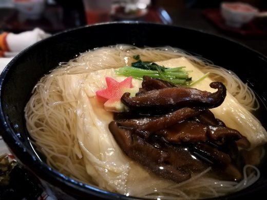 湯葉にゅう麺