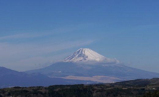 富士山 11号熱海函南線より