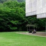 東山の借景・新緑を楽しむ茶会 2017年5月 泉屋博古館