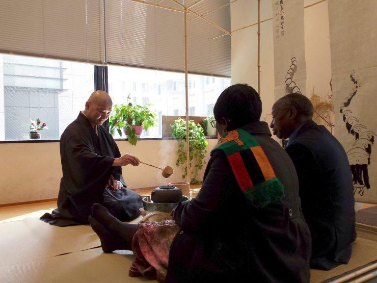 伊勢志摩サミットプレイベント茶会 2016年2月 東京
