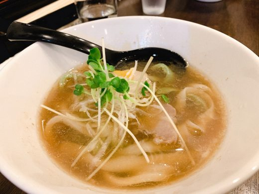 刀削麺 福龍門 鯉川筋店