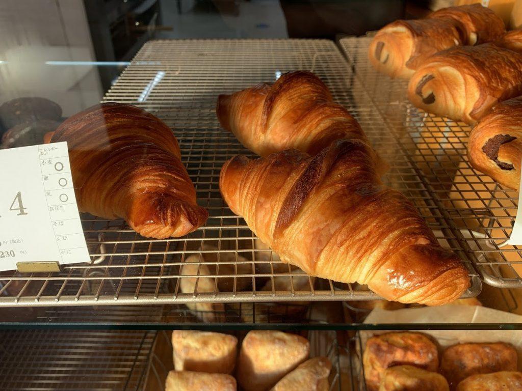 And bread 京都北山 クロワッサン