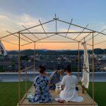 五山の送り火茶会 KYOTOGRAPHIE2020  FILE