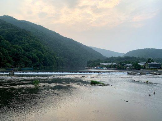 2020年夏 嵐山