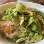 祇園アジアの料理 たけふさ 鶏肉のフォー