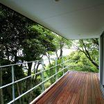 熱海別邸「木空海」 2011年新築工事