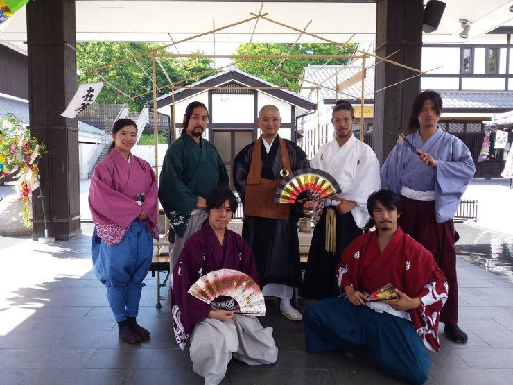 熊本地震チャリティ茶会 2016年7月 熊本