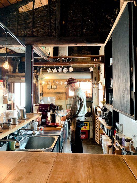 二条小屋 珈琲喫茶店