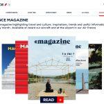 Air France Magazines October 2020 エールフランスマガジン
