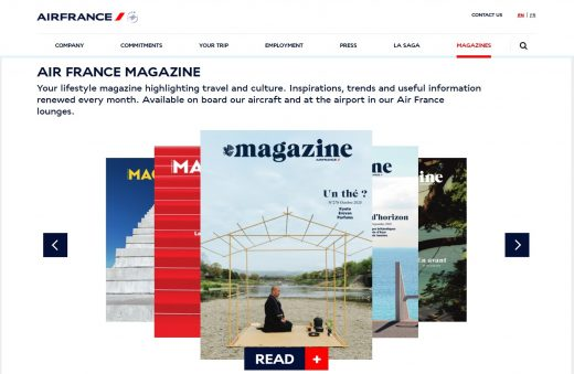 air france magazines october 2020
